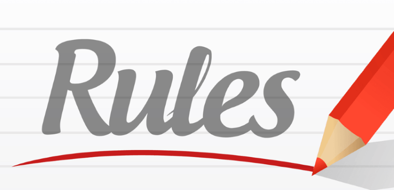 RULE DOCUMENTS – UPDATES